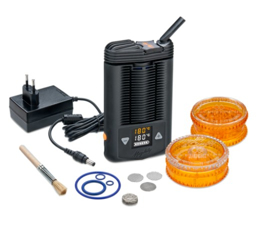 Mighty vaporizer kit