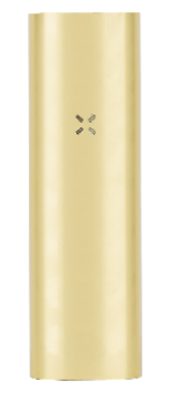 pax 3 vaporizer in gold