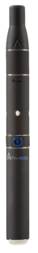 atmos rx vaporizer in black